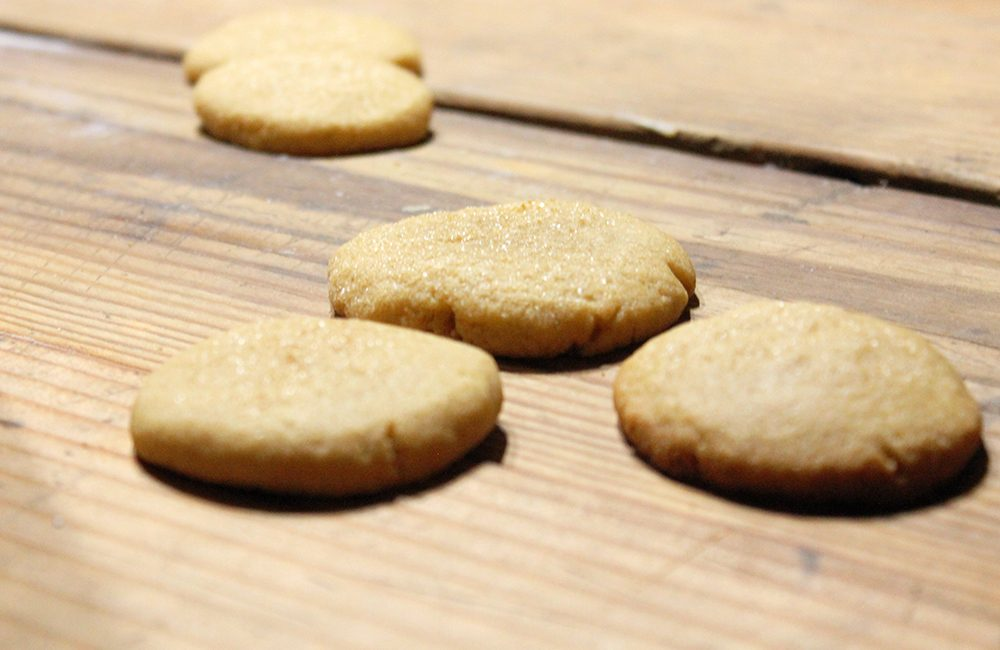 Butter Spice Cookie